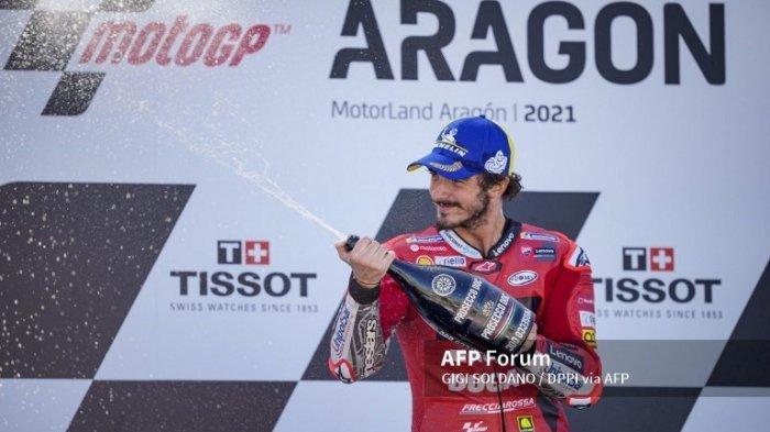 MotoGP 2021 San Marino, Bos Ducati Puji Performa Francesco Bagnaia