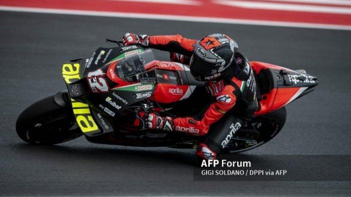 MotoGP 2021 Amerika, Maverick Vinales Mengaku Puas dan Dapat Tantangan Baru