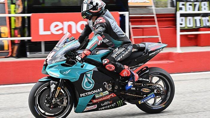 MotoGP 2021 San Marino, Petronas SRT Antusias Lihat Andrea Dovizioso Comeback