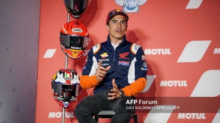 Jadwal MotoGP 2021 Styria, Marc Marquez Jajal Medan Berlumpur