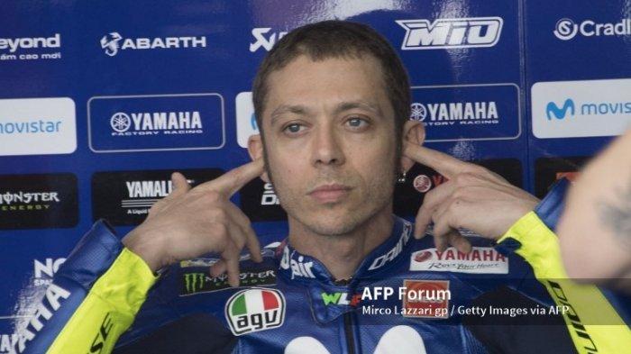 MotoGP 2021 Styria, Valentino Rossi Pesimis Yamaha Menang di Red Bull Ring