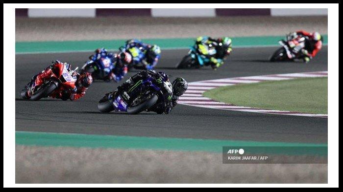 Aleix Espargaro Tecepat di FP1 MotoGP Doha 2021