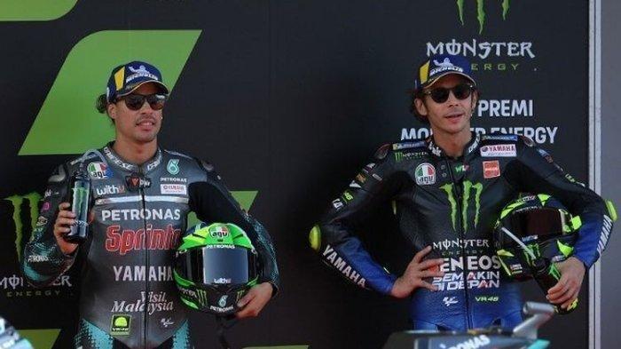 Jadwal MotoGP Prancis, Dennis Noyes Menilai Rossi Lambat, Morbidelli yang Pantas Dapatkan Motor Baru