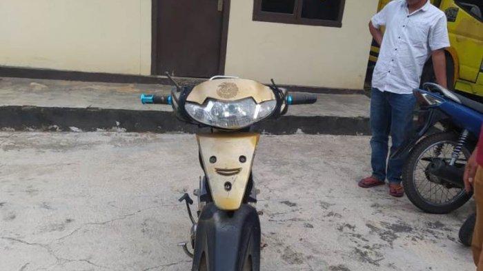 Polsek Gedongtataan Ungkap Pelaku Pencurian Motor di Kebun Kelapa