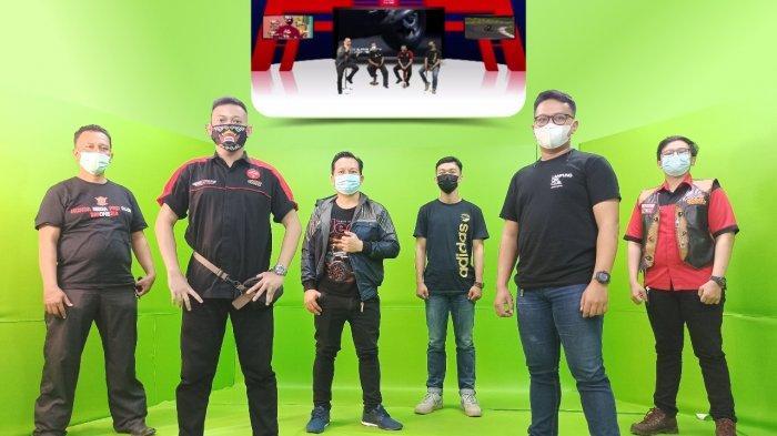 Program Happy Hour TDM, Ajang Kumpul Komunitas Motor Sport Honda Lampung