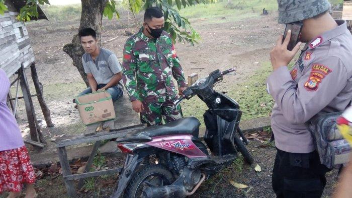 BREAKING NEWS: Dua Warga Banjarmargo Laka Tunggal di Jalintim Tuba, Diduga Tabrak Tiang Telkom