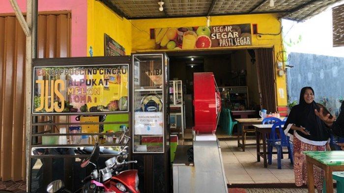 Motor Pegawai Rumah Makan di Kotabumi Nyaris Dicuri, Kunci Stang Sudah Dirusak Pelaku