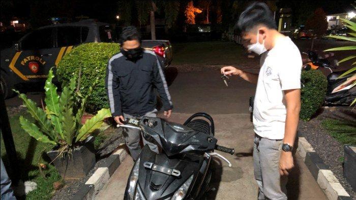 Warga Lampung Utara Lari Zigzag Ditembaki Begal