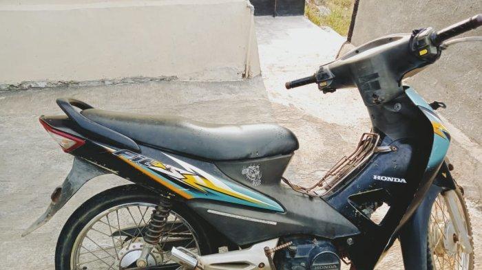 Curi Motor Milik Lansia, Remaja di Pesawaran Lampung Diamankan Polisi
