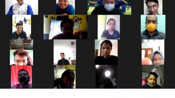 Webinar Safety Riding Tunas Honda Lampung Bersama HSX dan Scool Community