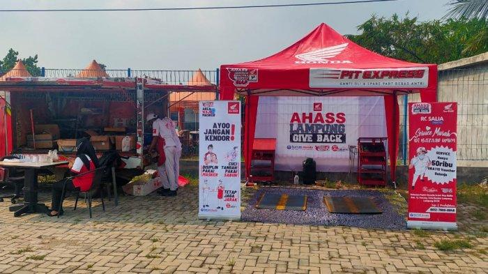 Tunas Dwipa Matra Gelar Program Service Murah Bazar UMKM Rosalia Express
