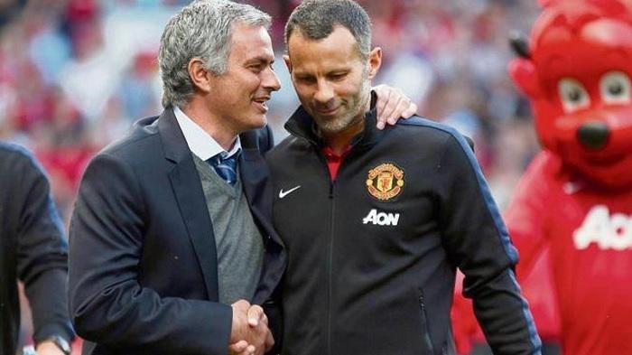 Jose Mourinho Tak Minati Giggs Jadi Asistennya