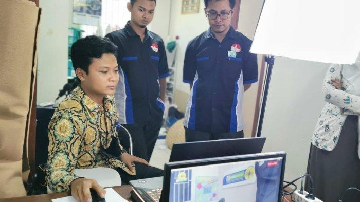 Podcast HIMADIKMI UM Metro Terima Kunjungan SMK Muhammadiyah Gunung Agung