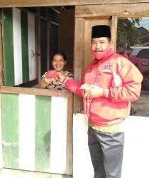 MTRH Lampung Semprot Disinfektan di Bumi Waras dan Sekitarnya