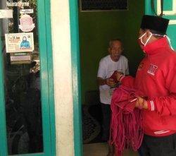 MTRH Lampung Lakukan Penyemprotan Disinfektan di Kelurahan Bilabong Jaya