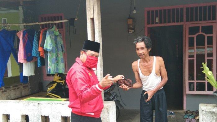 MTRH Lampung Semprot Disinfektan di Kecamatan Tanjungkarang Timur