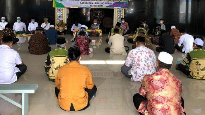 MUI Lampung Utara Gelar Musda di Masjid Ijtimaiyah Kotabumi