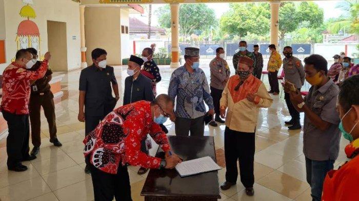 Mulai 23 Maret Pesta Pernikahan di Tulangbawang Dilarang, Ada Sanksi Bagi yang Melanggar