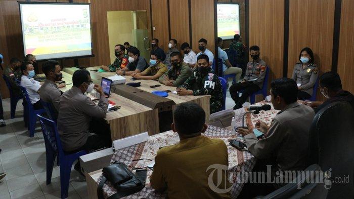 Mulai 6 Mei Petugas Gabungan di Tulangbawang Akan Tahan Pendatang Luar Lampung