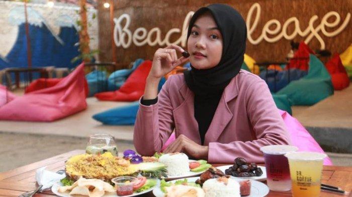 Muli 3 Provinsi Lampung 2020 Siti Rahma Diannisa Akan Buat Konten Makanan Buka Puasa Selama Ramadan