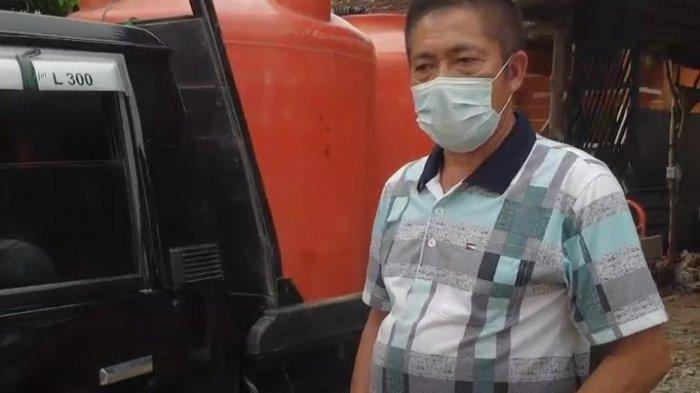 Kisah Warga Menggala Tulangbawang Mengais Rezeki dari Jualan Air Bersih