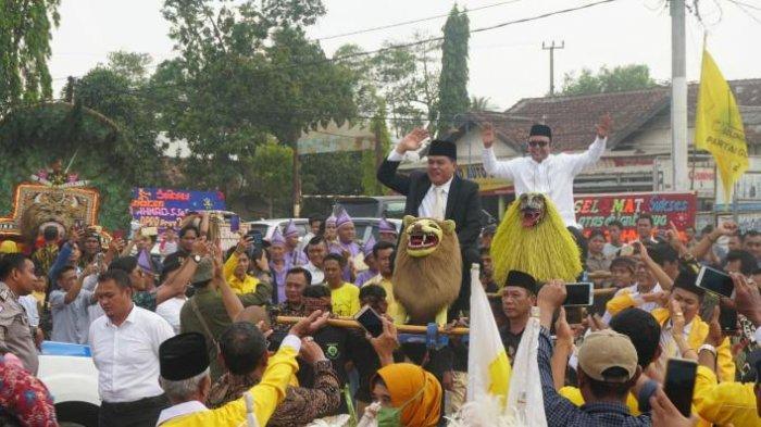 Seusai Dilantik Jadi Anggota DPRD Lampung, Musa Ahmad Pastikan Ikut Pilkada Lamteng