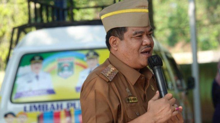 Bupati Lampung Tengah Musa Ahmad: Pemberitaan Tribun Lampung Berimbang