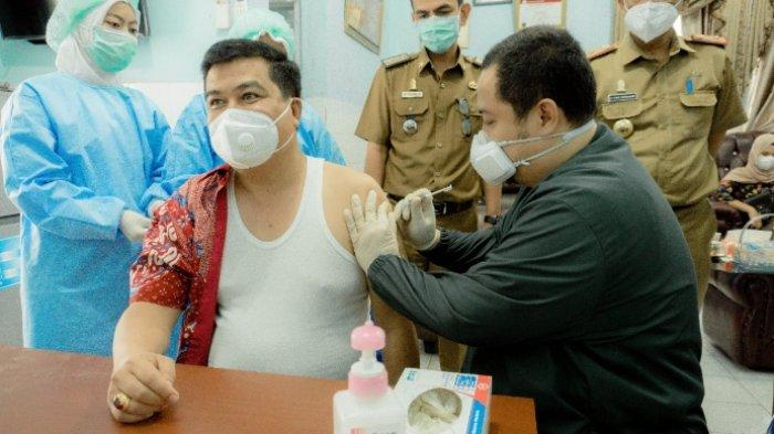 Musa Ahmad Ajak Masyarakat Tak Ragu Ikut Vaksinasi