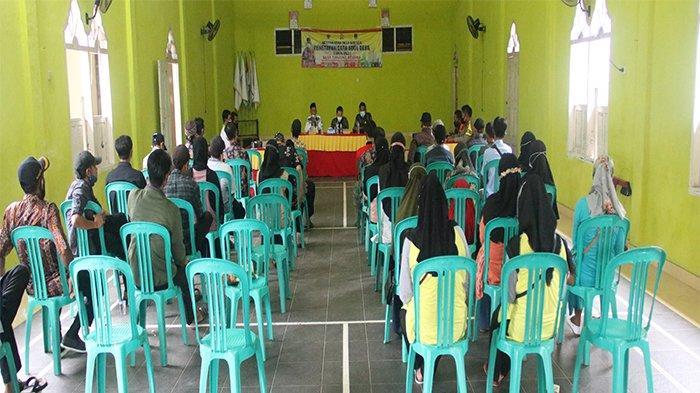 Hindari Kebocoran Anggaran Pembangunan, Desa Tanjung Kesuma Gelar Musdesus