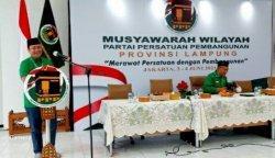 Dewi Arimbi Calon Kuat Ketua DPW PPP Lampung