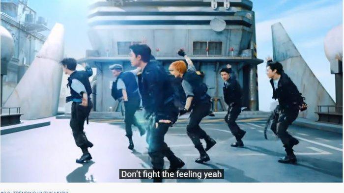 MV EXO tembus 17 juta viewers