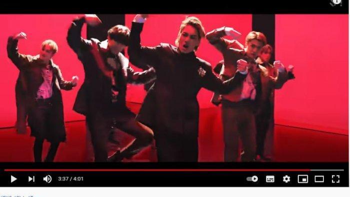 MV Tempo EXO raih 200 juta view