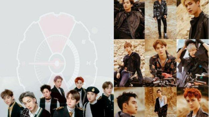 Selamat, MV Tempo EXO Tembus 200 Juta Views di YouTube
