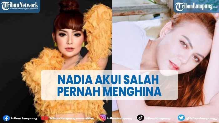 Nadia Christina Puji Ratu Rizky Nabila, Saling Memaafkan Saat Video Call