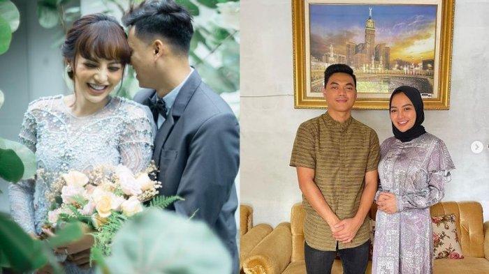 Reaksi Alfath Fathier Dihujat setelah Pamer Pesta Pernikahannya dengan Nadia Christina