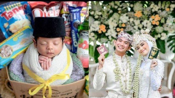 Nadya Mustika dan Bayinya Ditinggal Mudik Rizki DA ke Medan, Postingannya Memilukan