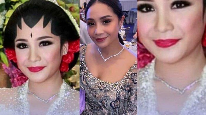 Aurel Dikabarkan Pakai Kalung yang Serupa dengan Kalung Nagita Slavina Saat Nikah