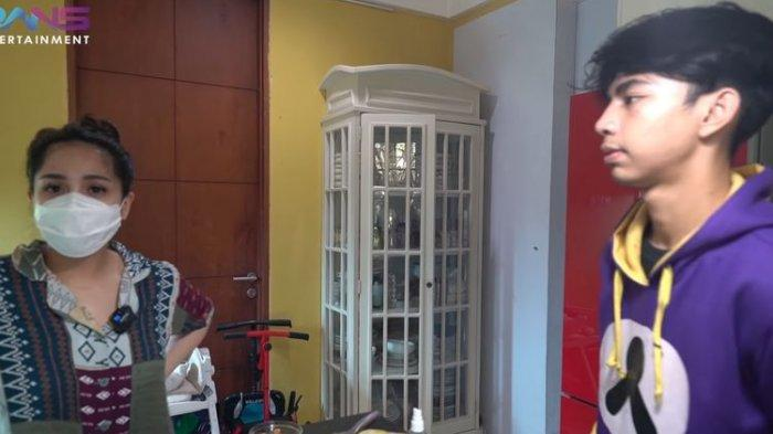 Dibelikan Nagita Slavina Kado iPhone 12 Pro Max,Dimas Ramadhan Heran dan Sebut Gigi Tidak Adil