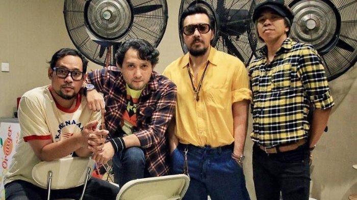 Band Naif Resmi Bubar Setelah 25 Tahun Berdiri