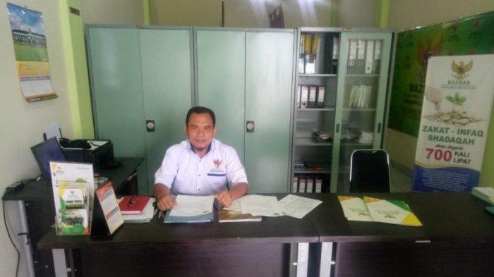 Dana ZIS Baznas Lampung Utara Tahun 2020 Capai Rp 1.447.897.862