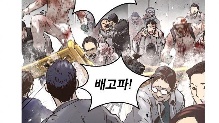 Spoiler Webtoon Nan Yak Episode 83, Para Siluman Menyerang Manusia!