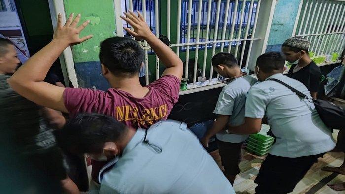 Napi di Rutan Kelas IIB Kotabumi Lampung Utara Kedapatan Simpan Kawat Besi dan Sendok