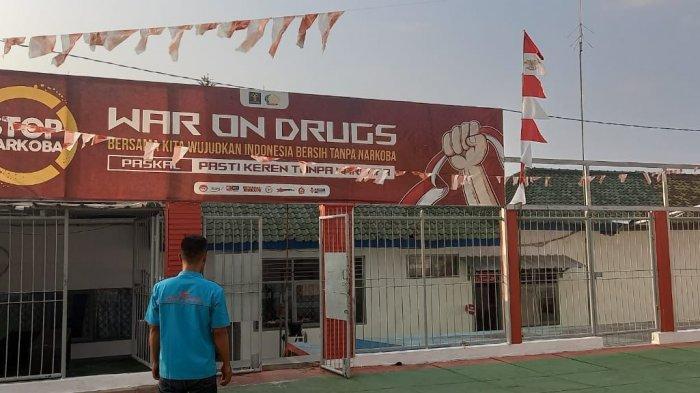Napi Terlibat Kasus Narkoba, Lapas Kelas IIA Kalianda Lampung Selatan Perketat Pengawasan