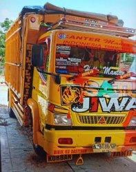 Truk Korban Penipuan Oknum Napi Diamankan di Tanjung Bintang