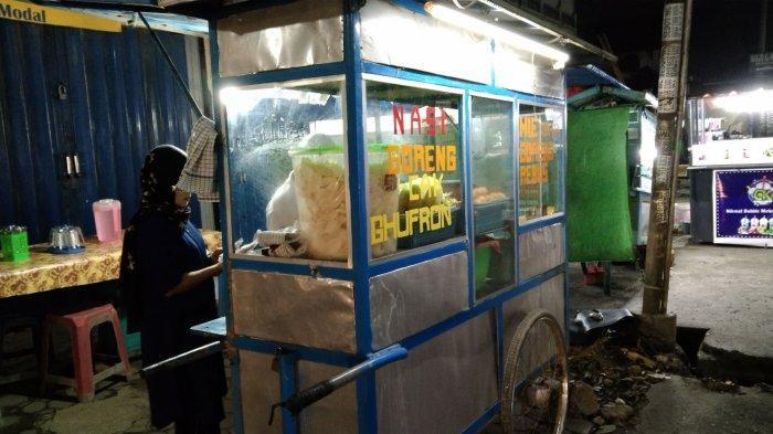 Kuliner Lampung, Lezatnya Nasi Goreng Cik Ghufron di Tanjung Senang