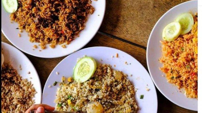 Kuliner Bandung, Rekomendasi 3 Tempat Nasi Goreng Legendaris di Bandung