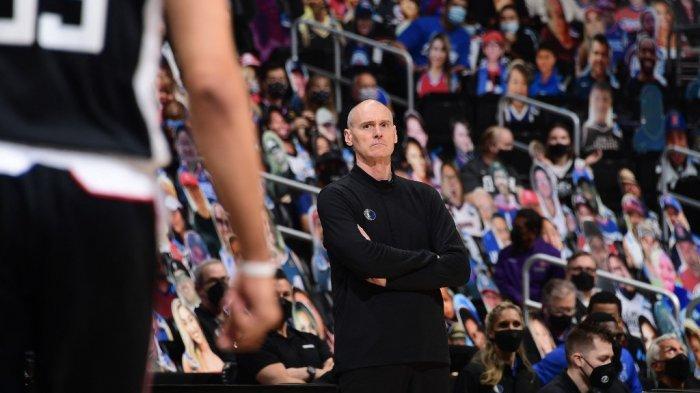 Playoff NBA 2021, Rick Carlisle Pelatih Kepala Dallas Mavericks Resmi Mundur