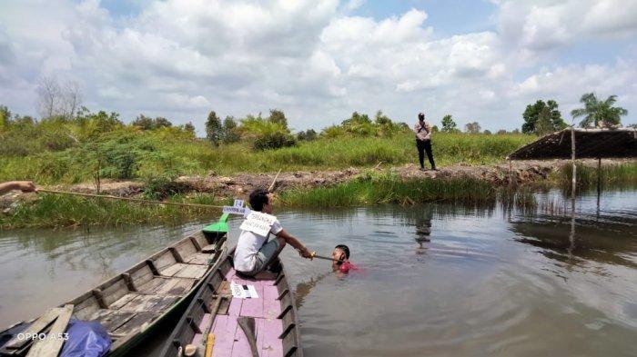 Nelayan di Dente Teladas Dibacok hingga Tenggelam di Laut