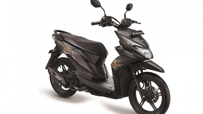Harga Motor Bekas Honda BeAT Series