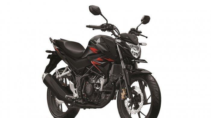 Tampilan Baru New Honda CB150R StreetFire Semakin Gagah